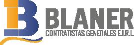 Blaner Contratistas Generales E.I.R.L.